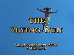The Flying Nun - Image: Flying Nun Title Card 67