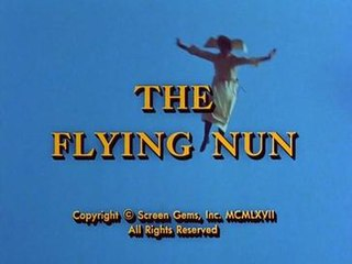 <i>The Flying Nun</i> television series