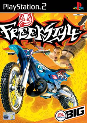 Freekstyle - Image: Freekstyle Coverart