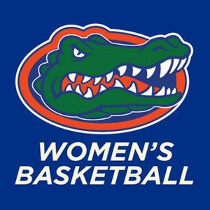 Florida Gators women's basketball - Image: Gators women's basketball logo
