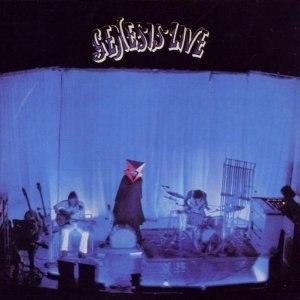 Genesis Live - Image: Genesis Live