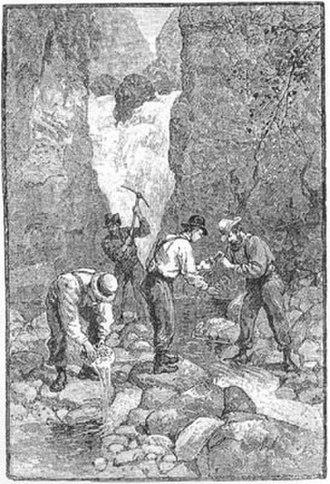 Georgia Gold Rush - Image: Georgia Gold Rush Prospectors