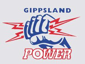 Latrobe Valley - The Gippsland Power Football Club logo in the TAC Cup Under 18s.