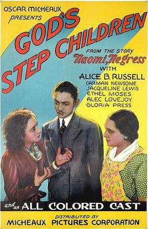 God's Step Children - Film poster
