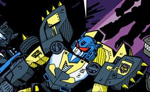 Bumblebee (Transformers) - Goldbug in Shattered Expectations