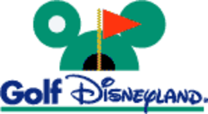 Golf Disneyland - Image: Golf disneyland logo