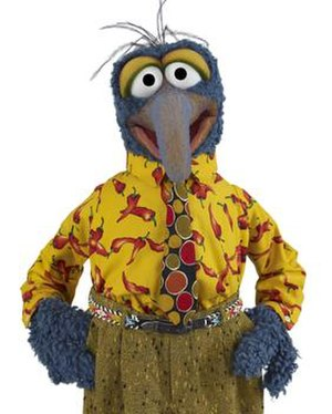 Gonzo (Muppet) - Image: Gonzo the Great