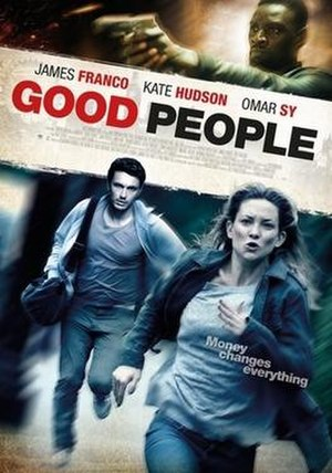 Good People (film) - Theatrical release poster