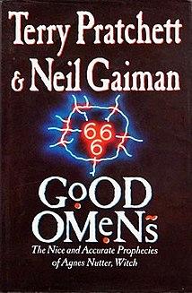 <i>Good Omens</i> novel by Terry Pratchett and Neil Gaiman
