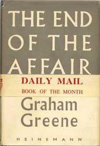 Picture of a book: The End Of The Affair