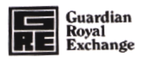 Guardian Royal Exchange Assurance - Image: Guardianroyallogo
