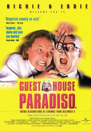 Guest House Paradiso - Image: Guest House Paradiso