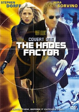Covert One: The Hades Factor - DVD Cover