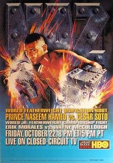 Naseem Hamed vs. César Soto 1999 boxing match