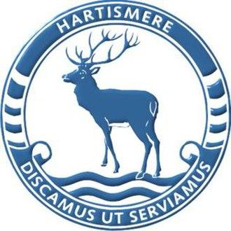 Hartismere School - Image: Hartismere school logo