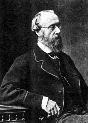 Henry David Leslie - Leslie in later years