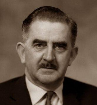 Herbert Bowden, Baron Aylestone - Image: Herbert Bowden 1965