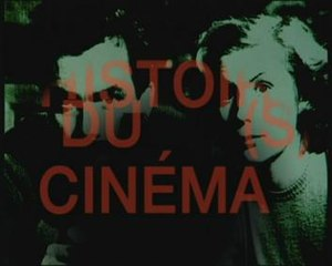 Histoire(s) du cinéma - An image quoted from ''Prison'' (1949 film) and overlapped text Histoire(s) du cinéma
