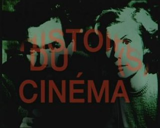 <i>Histoire(s) du cinéma</i> 1998 film by Jean-Luc Godard