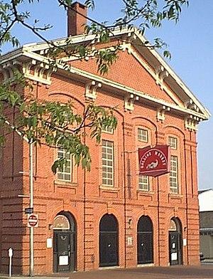 Baltimore Public Markets - Image: Hollins Market