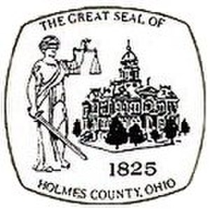 Holmes County, Ohio - Image: Holmes County oh seal