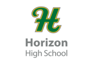 Horizon High School (Scottsdale, Arizona) - Image: Horizon High School (Scottsdale, Arizona) logo