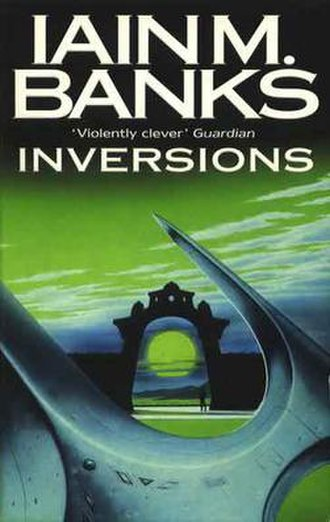 Inversions (novel) - Image: Iain M Banks Inversions