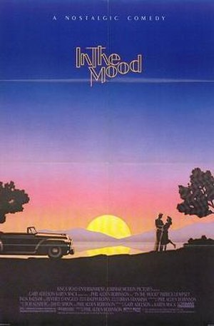 In the Mood (film) - Theatrical release poster