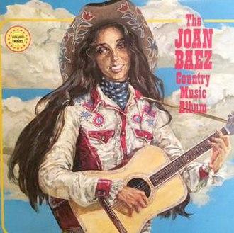 The Joan Baez Country Music Album - Image: J Baez Country Music
