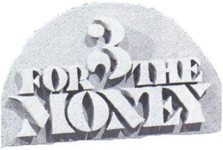 <i>Three for the Money</i> American game show