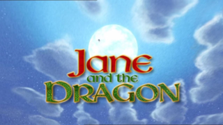 <i>Jane and the Dragon</i> (TV series) Television series