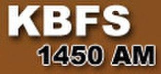 KBFS - Image: KBFS logo