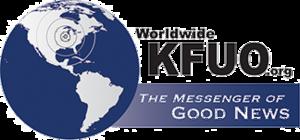 KFUO (AM) - Image: KFUO logo