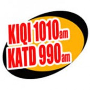 KATD - Image: KIQI 1010 990 logo