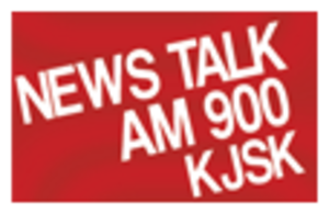 KJSK - Image: KJSK 900 logo