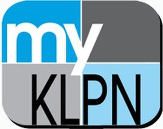 """KTPN-LD - Logo as """"My KLPN,"""" used from 2006 until 2015"""
