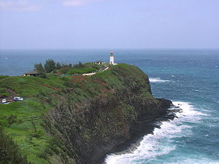 National Wildlife Refuge on the northwest coast of the island of Kauaʻi in Hawaiʻi