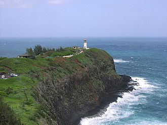 Kilauea Point National Wildlife Refuge - Kīlauea Lighthouse Overlook