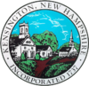 Official seal of Kensington, New Hampshire