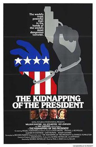 The Kidnapping of the President - Theatrical film poster