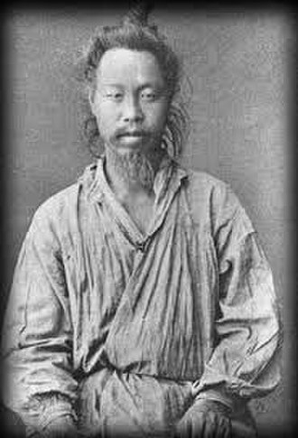 Donghak Peasant Revolution - Rebel leader Kim Gaenam, also known as 'King Gaenam', fought in the Battle of Cheongju