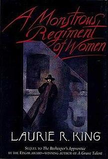 <i>A Monstrous Regiment of Women</i>
