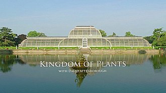Kingdom of Plants 3D - Series title card from Sky Atlantic HD broadcast
