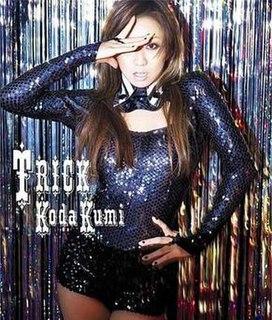 <i>Trick</i> (Koda Kumi album) 2009 studio album by Koda Kumi