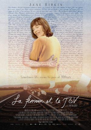 La femme et le TGV - Film poster