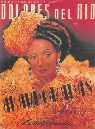 Las Abandonadas - Theatrical release poster