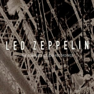 The Complete Studio Recordings (Led Zeppelin album) - Image: Led Zeppelin The Complete Studio Recordings