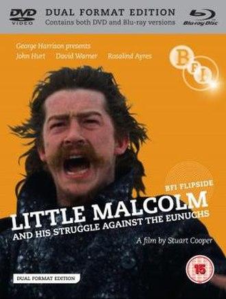 Little Malcolm - Image: Little Malcolm Film Poster