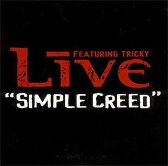 Simple Creed - Image: Live Simple Creed