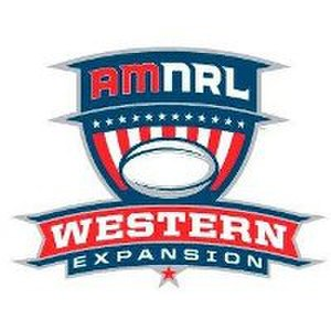 American National Rugby League - WAMNRL logo